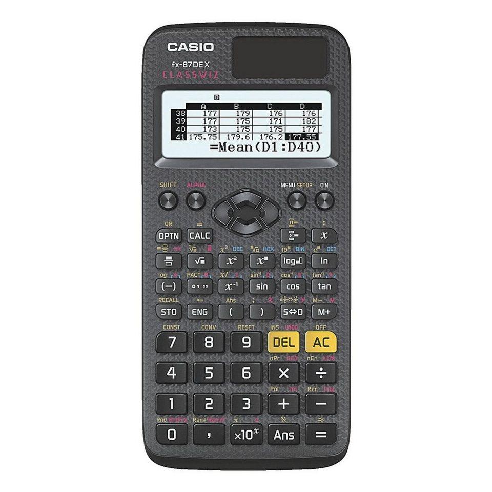 CASIO Schulrechner »FX-87DE X«
