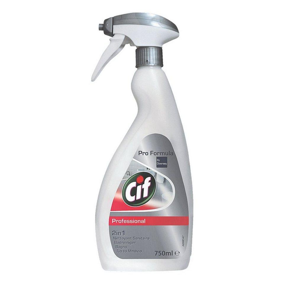 Badreiniger »CIF 2in1«