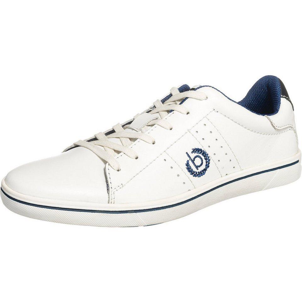 bugatti Sneakers in weiß