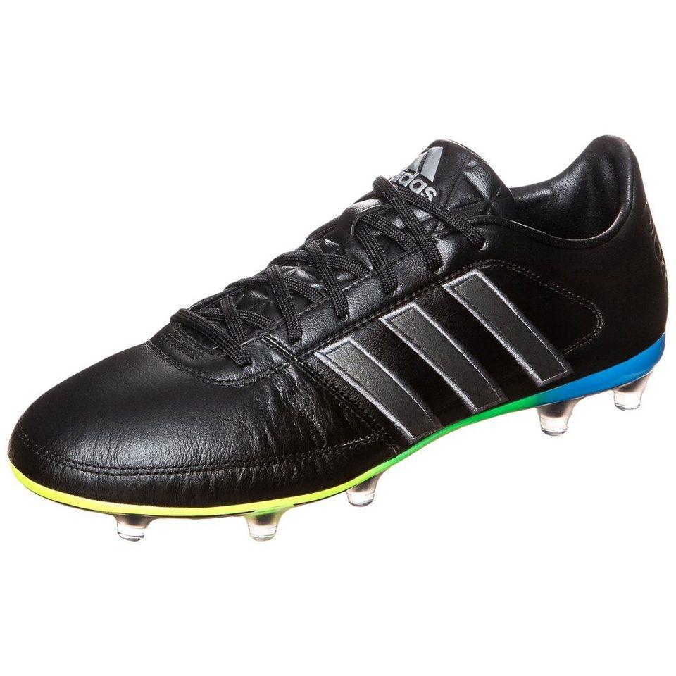 adidas Performance Gloro 16.1 FG Fußballschuh Herren in schwarz / silber