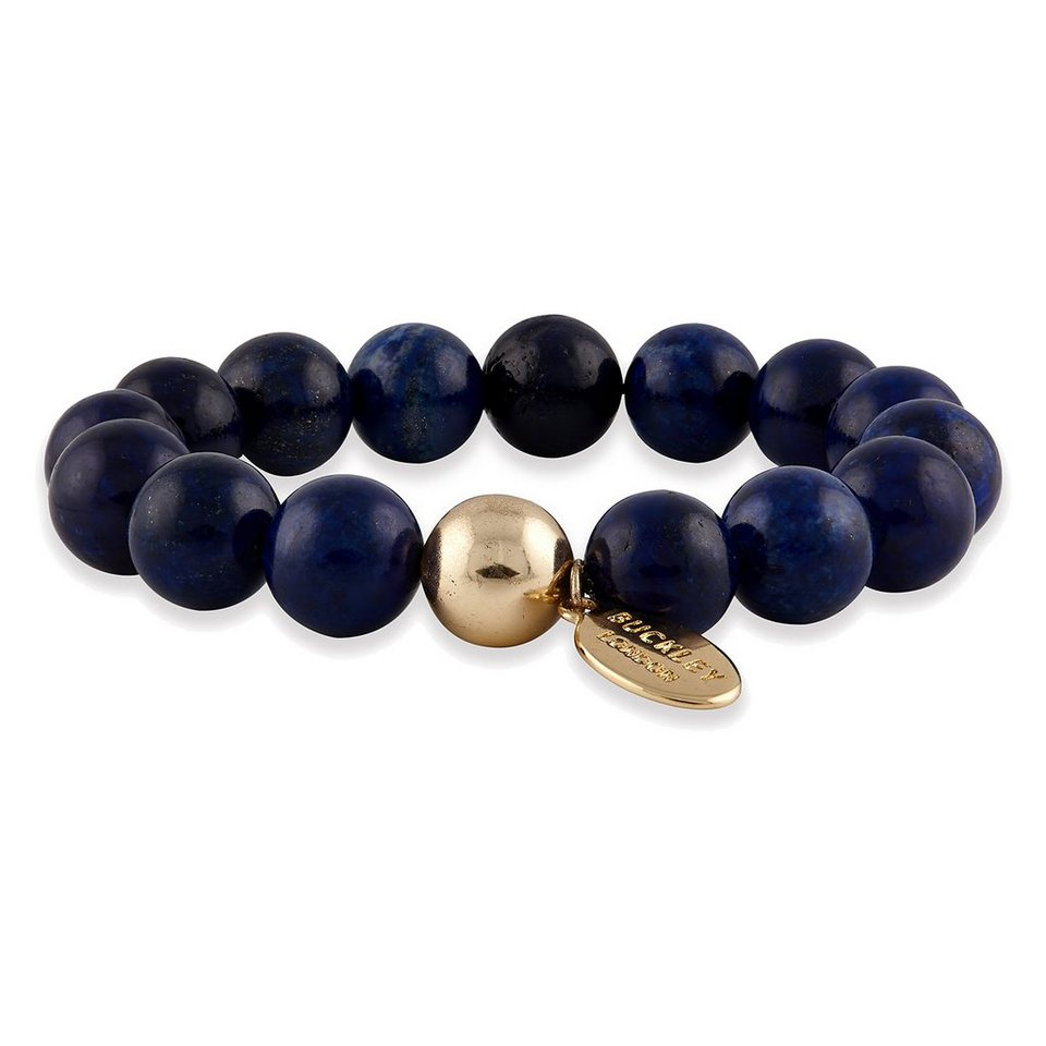 Buckley London Armschmuck »vergoldet mit Lapis« in blau
