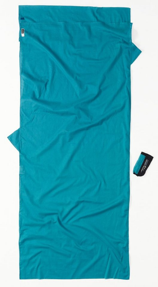 Cocoon Schlafsack »Insect Shield TravelSheet Inlet Egyptian Cotton« in blau