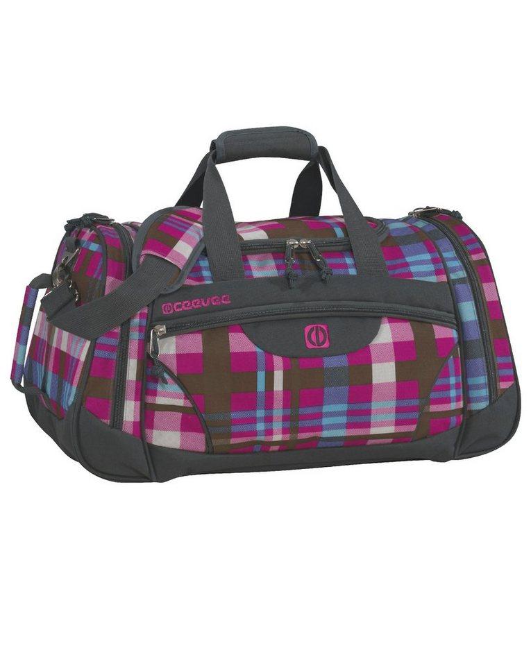 ceevee® Freizeit- und Reisetasche, »York caro pink« in caro pink