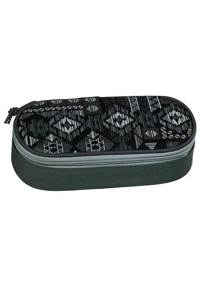 TAKE IT EASY® Mäppchen, »Etuibox XL Aztec grey« in Aztec grey
