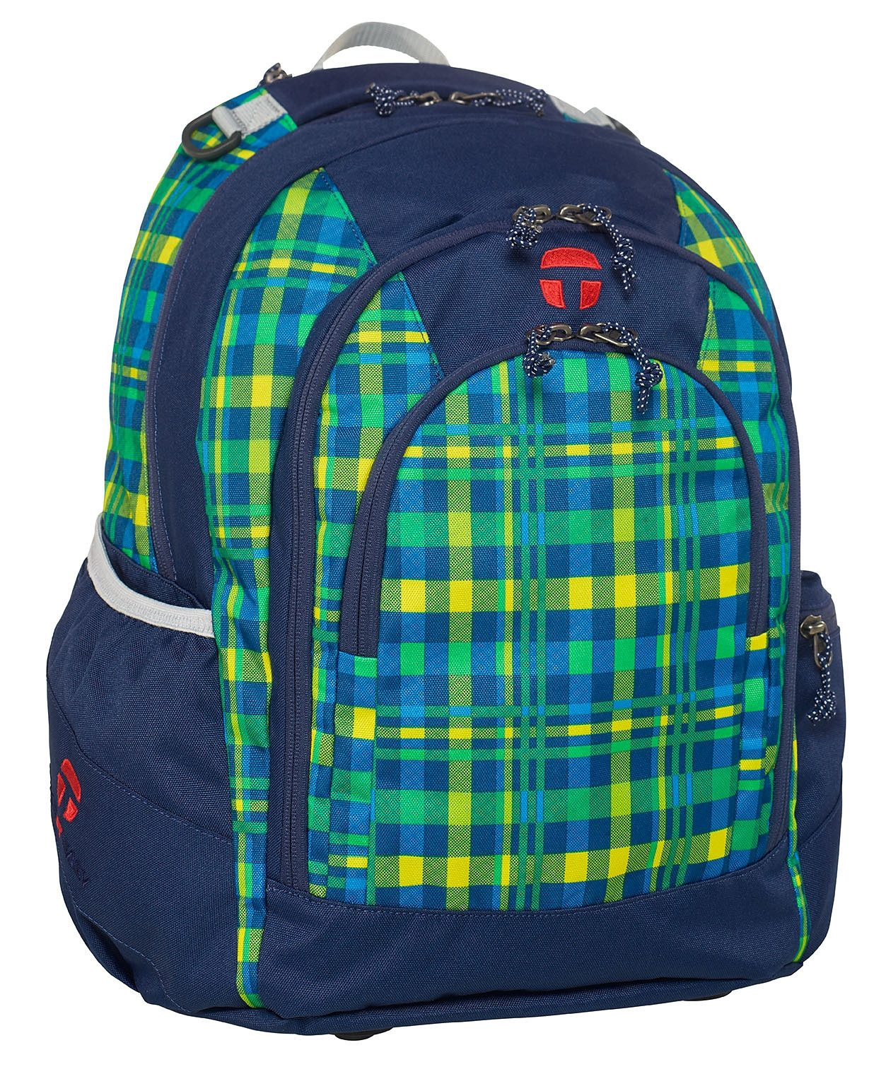 TAKE IT EASY® Schulrucksack, »Berlin crossy«