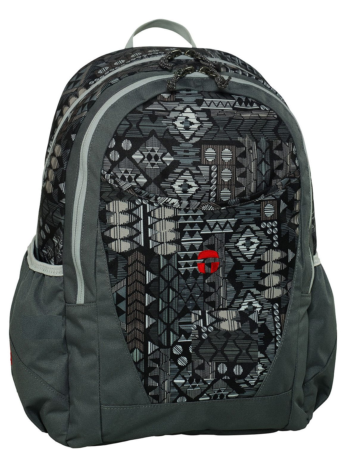 TAKE IT EASY® Schulrucksack, »Paris Aztec Grey«