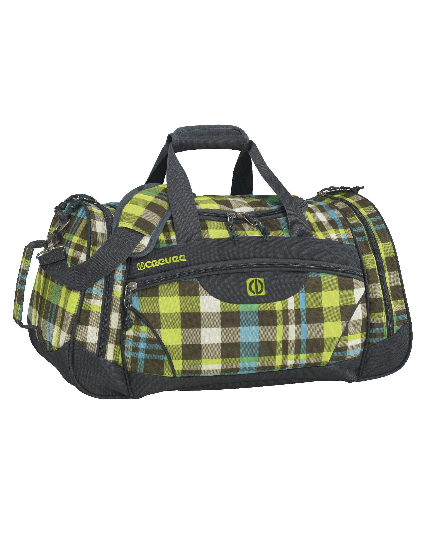 ceevee® Freizeit- und Reisetasche, »Liverpool caro green«