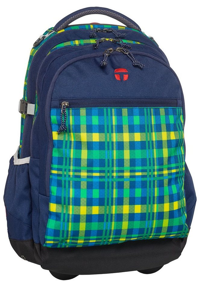 TAKE IT EASY® Rucksack mit Teleskoparm, »Barcelona Crossy« in crossy