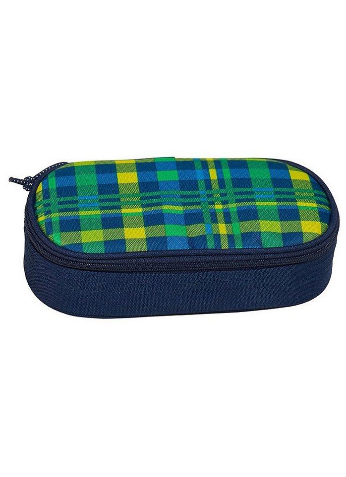 TAKE IT EASY® Mäppchen, »Etuibox XL Crossy« in blau/grün