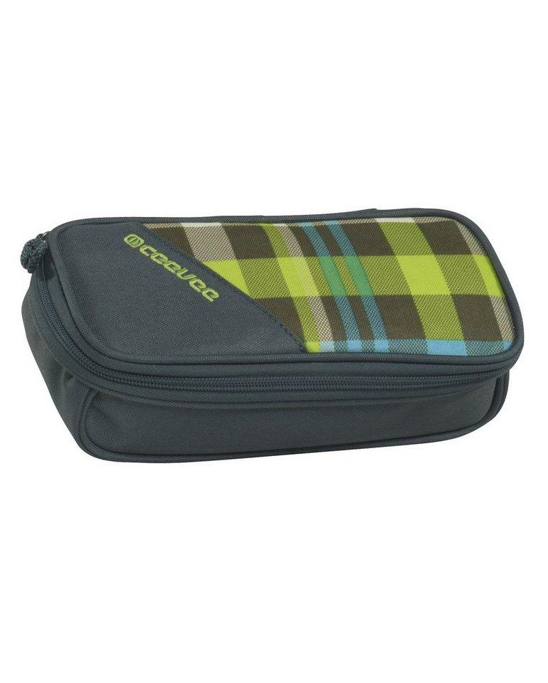 ceevee® Federmäppchen, »Unibox caro green« in caro green