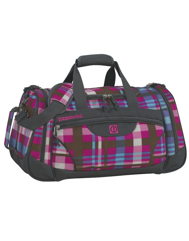 ceevee® Freizeit- und Reisetasche, »Liverpool caro pink« in caro pink