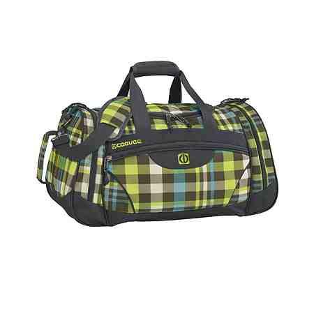 ceevee® Freizeit- und Reisetasche, »York caro green«
