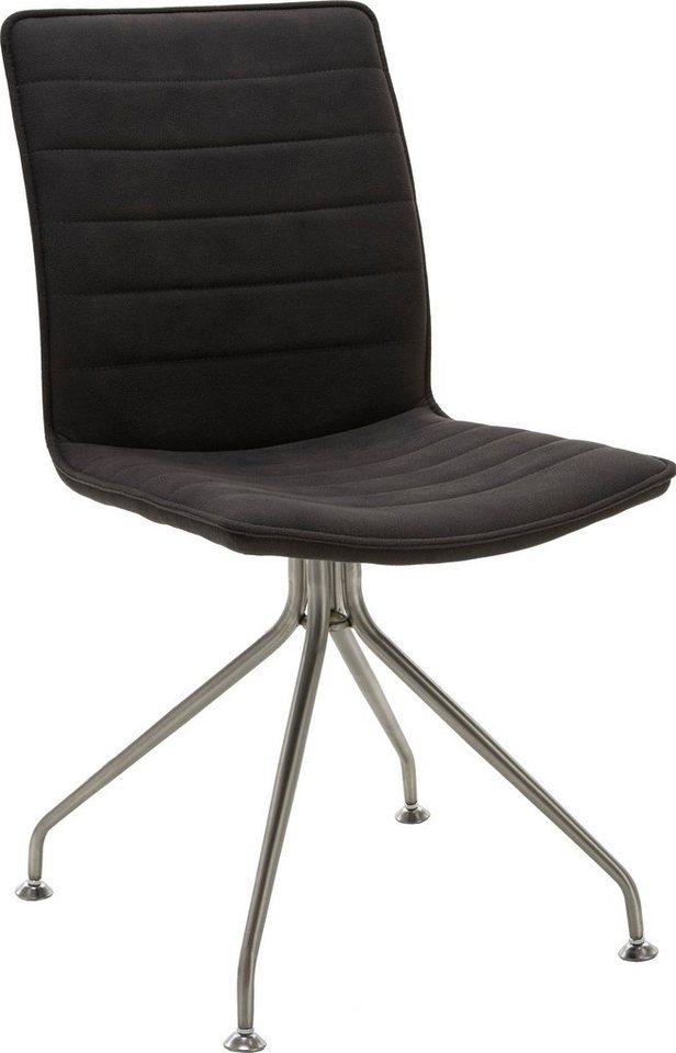 NIEHOFF SITZMÖBEL Stühle »Minimax«, 2er-Set, mit Stativ Gestell in ...