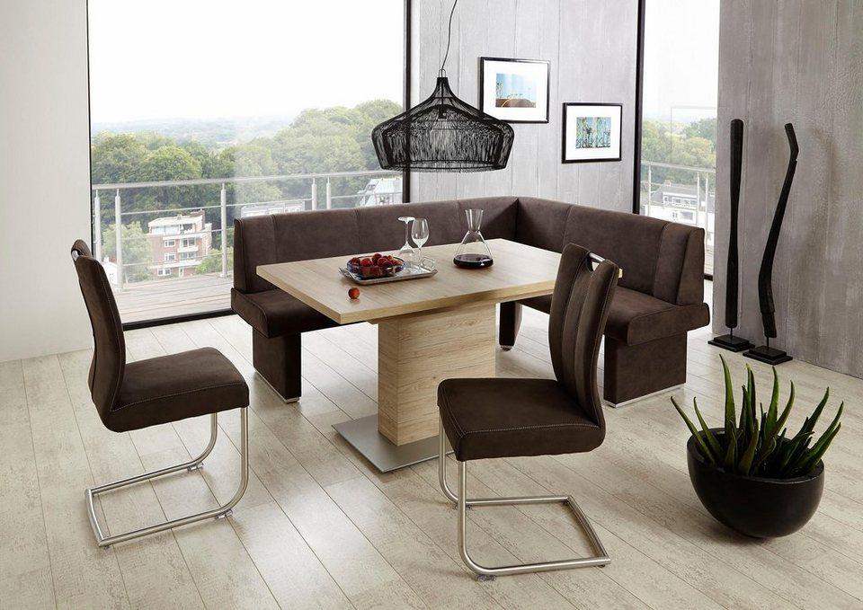 niehoff sitzm bel s ulen esstisch pia mit. Black Bedroom Furniture Sets. Home Design Ideas