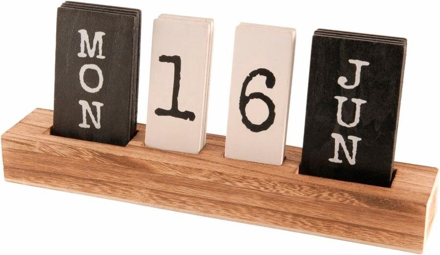 Home affaire Steck-Kalender