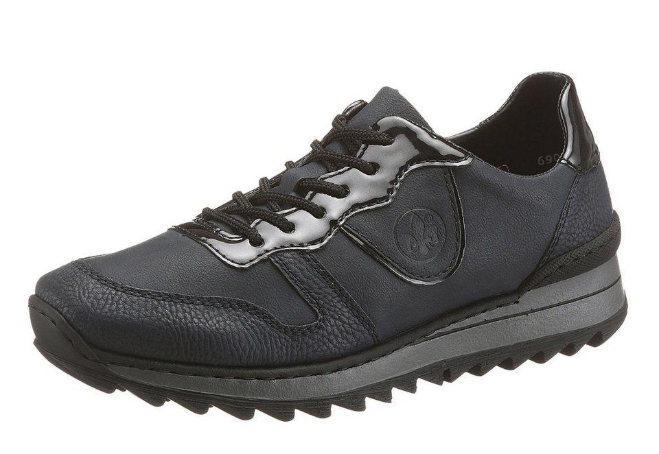Rieker Sneaker in dunkelblau