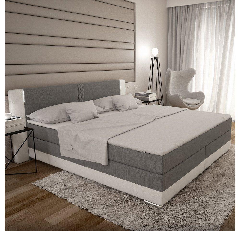 boxspringbett 180x200 sonstige 50 preisvergleiche erfahrungsberichte und kauf. Black Bedroom Furniture Sets. Home Design Ideas