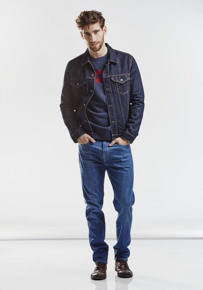 Levi's® Jeans »522(TM) Slim Taper Jeans« in Canyon Connection