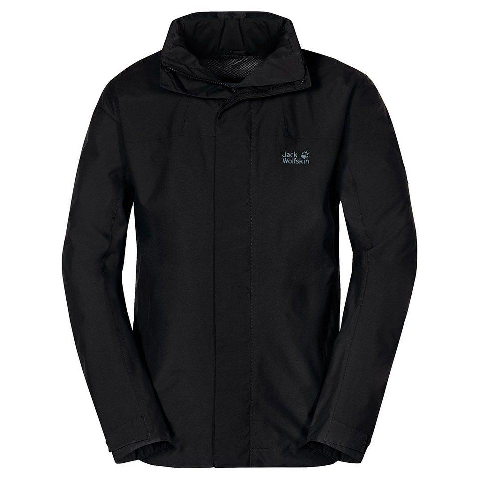 Jack Wolfskin Outdoorjacke »HIGHLAND JKT M« in black