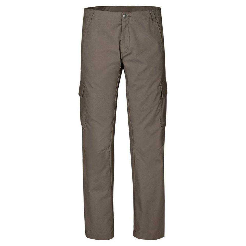 Jack Wolfskin Outdoorhose »NORTHPANTS MEN« in siltstone