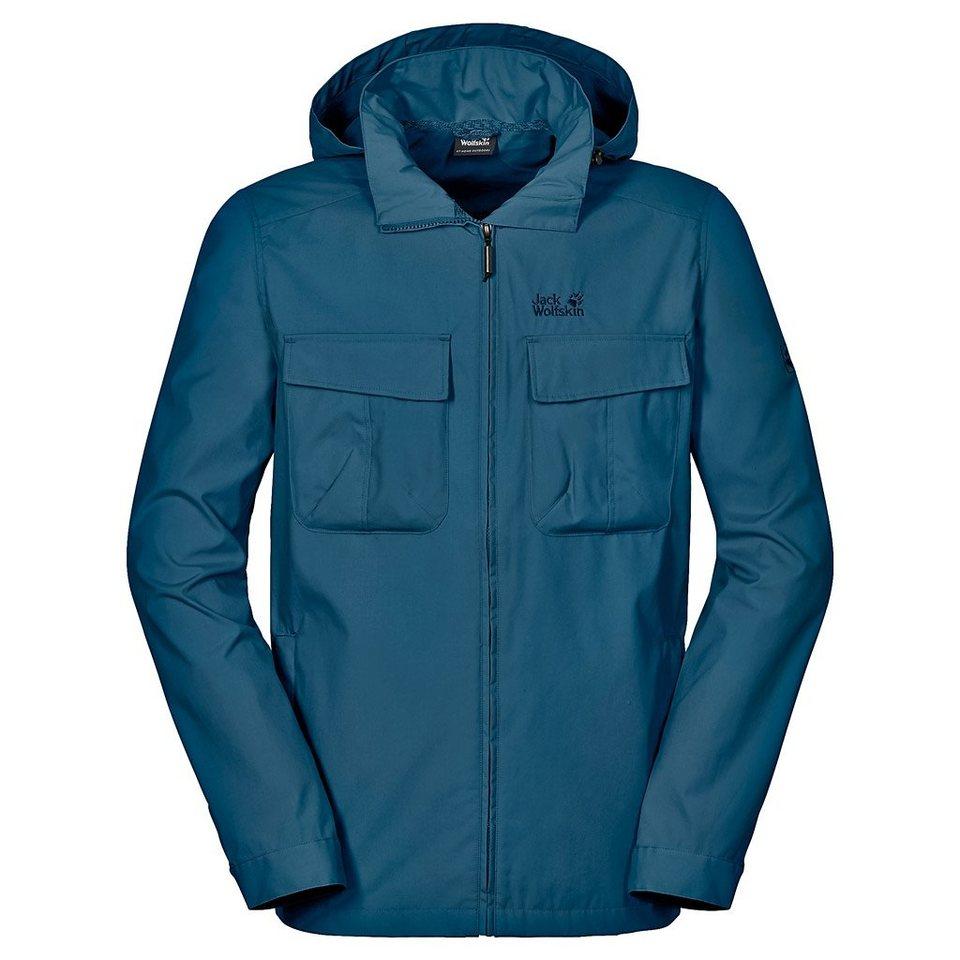 Jack Wolfskin Outdoorjacke »ATLAS ROAD 2 JKT M« in moroccan blue