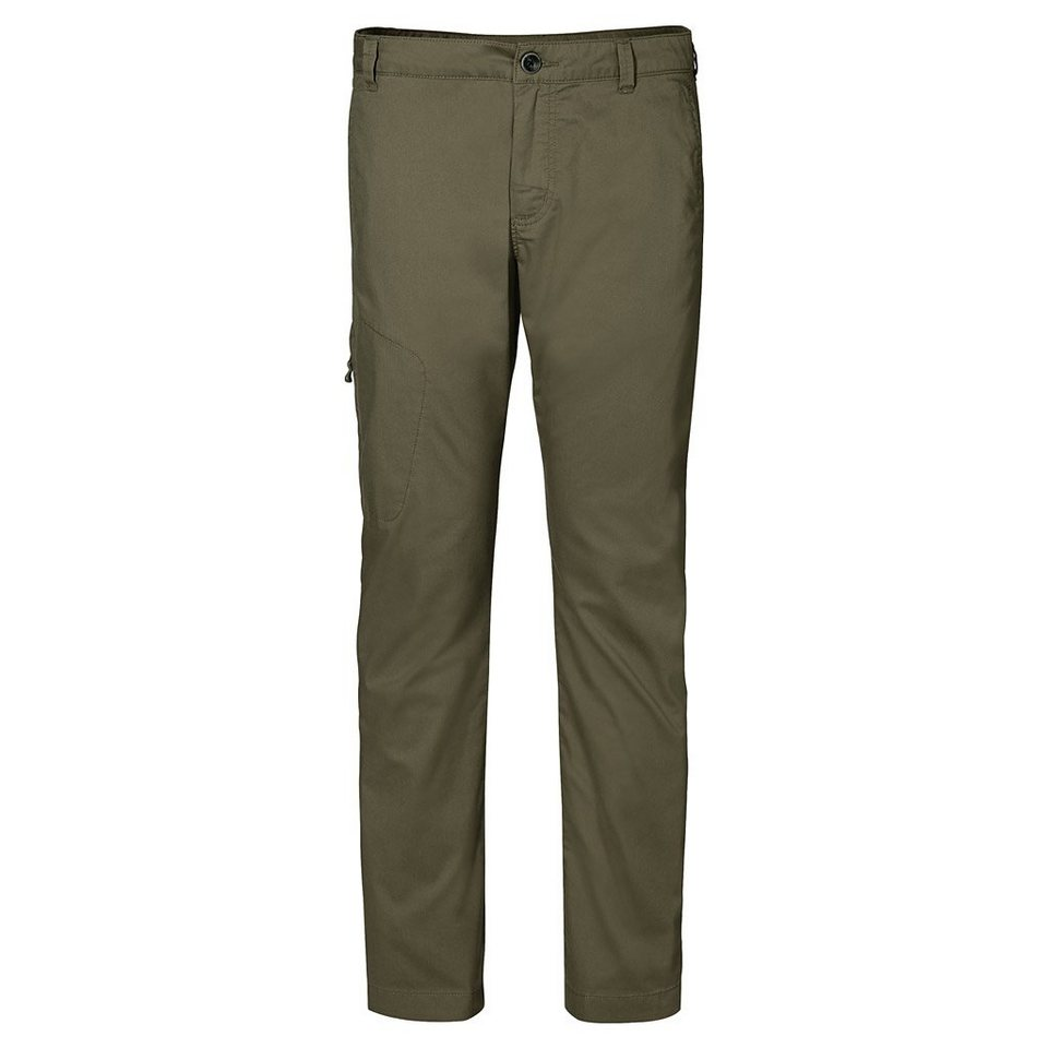 Jack Wolfskin Outdoorhose »LIBERTY PANTS M« in burnt olive