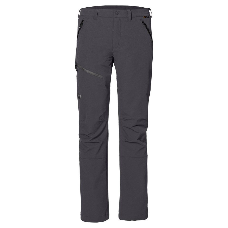 Jack Wolfskin Softshellhose »ACTIVATE PANTS MEN« in dark steel