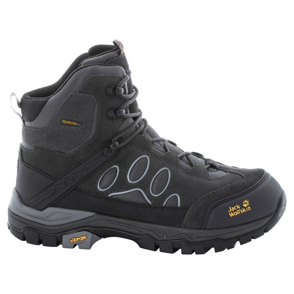 Jack Wolfskin Trekkingschuh »IMPULSE TEXAPORE O2+ MID M« in tarmac grey