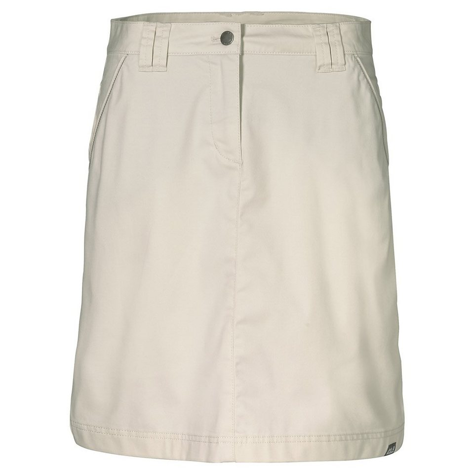 Jack Wolfskin Outdoorrock »LIBERTY SKIRT« in white sand