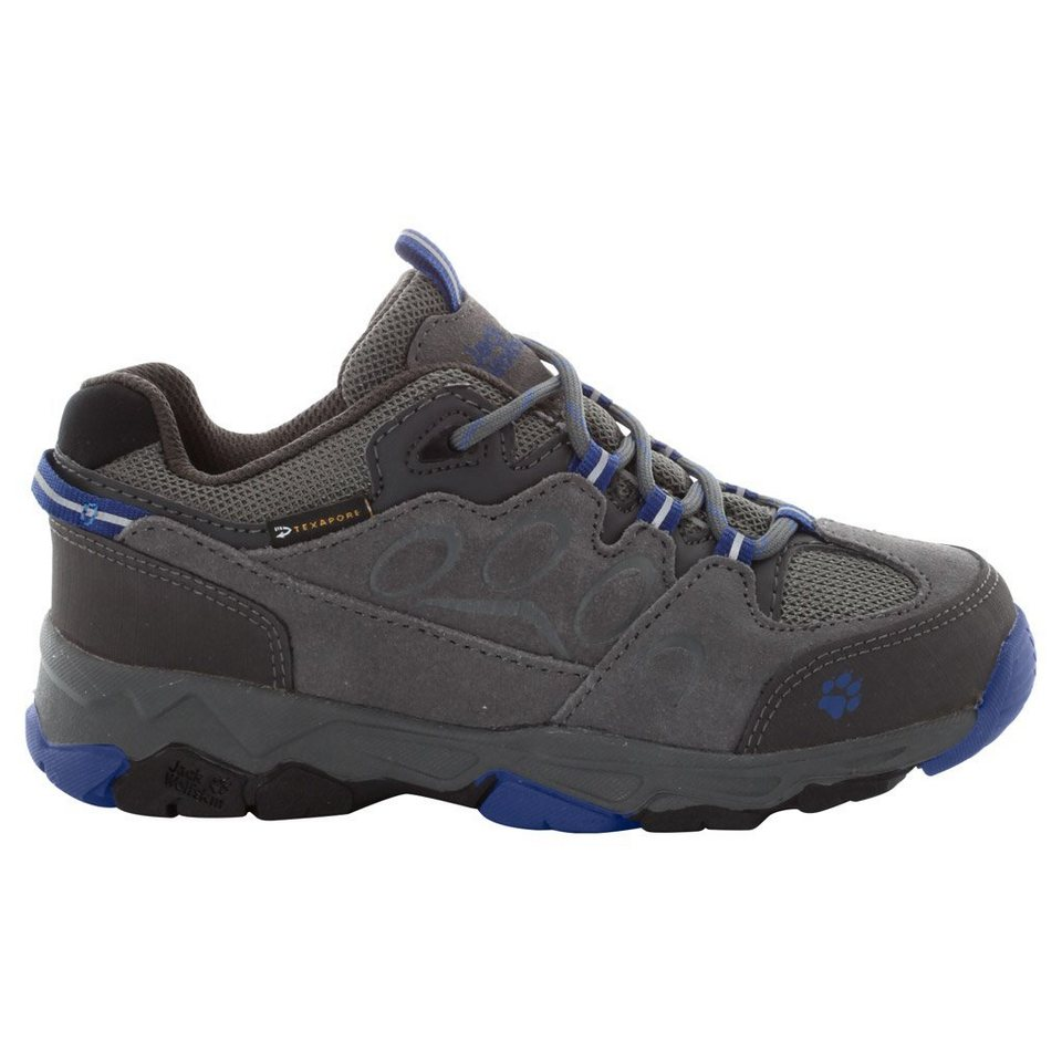 Jack Wolfskin Wanderschuh »MTN ATTACK 2 CL TEXAPORE LOW K« in active blue