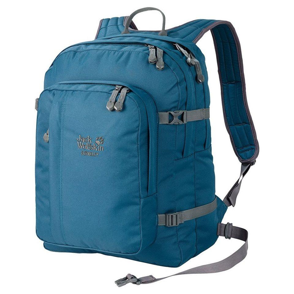 Jack Wolfskin Daypack »BERKELEY« in moroccan blue