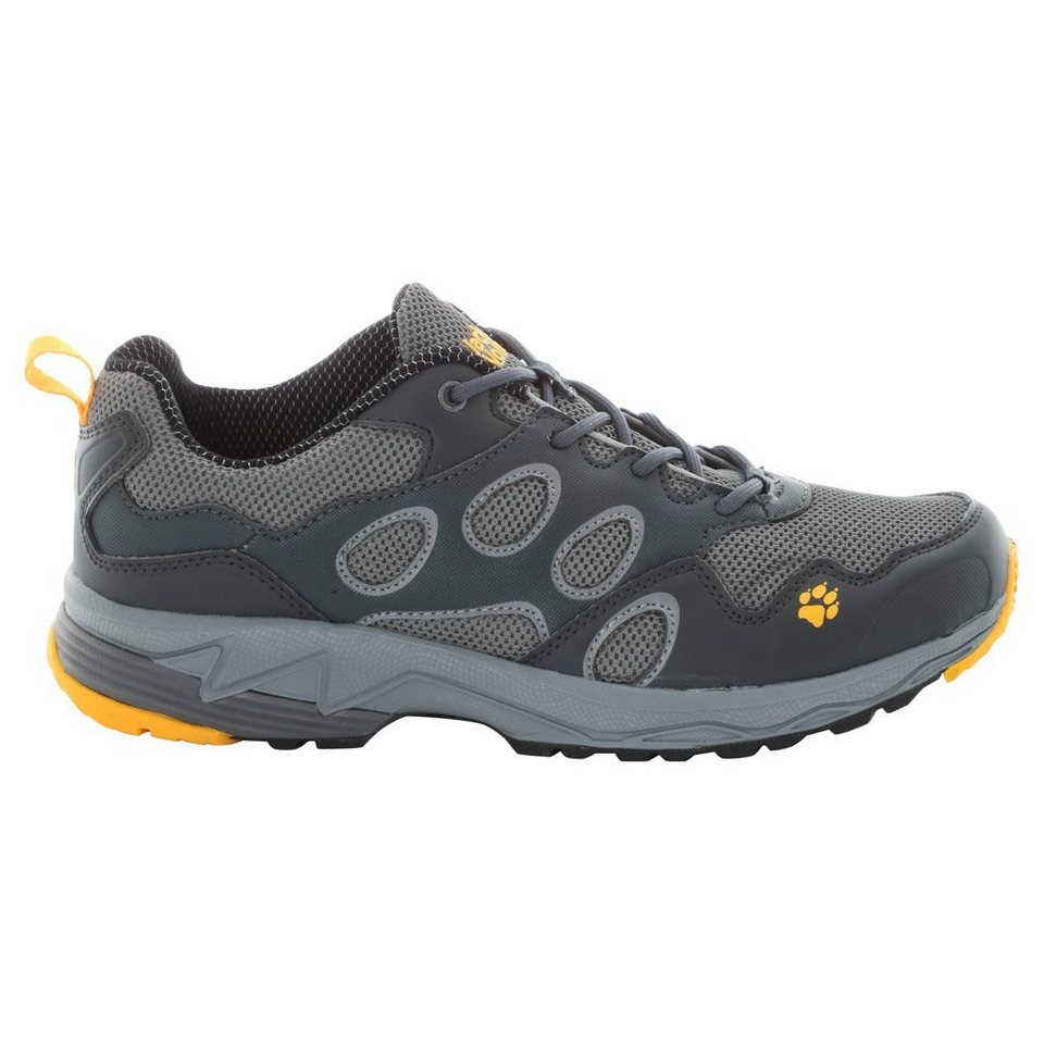 Jack Wolfskin Trailrunningschuh »VENTURE FLY LOW M« in burly yellow
