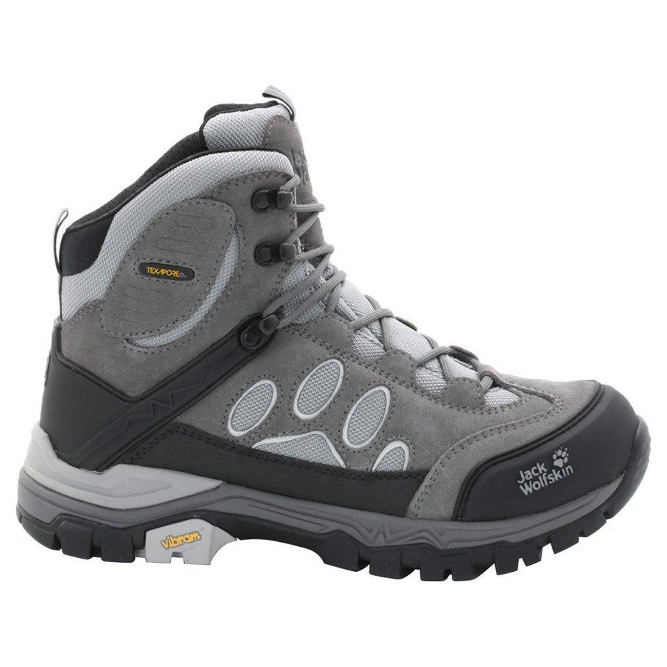 Jack Wolfskin Trekkingschuh »IMPULSE TEXAPORE O2+ MID W« in tarmac grey