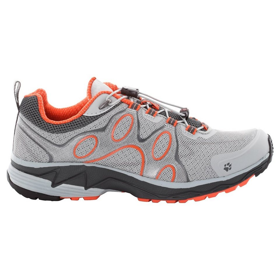 Jack Wolfskin Trailrunningschuh »PASSION TRAIL LOW W« in silver grey