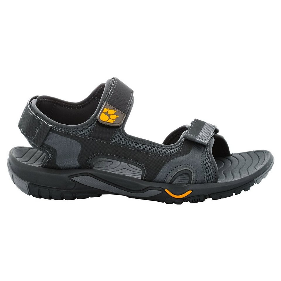 Jack Wolfskin Sandale »LAKEWOOD CRUISE SANDAL M« in burly yellow