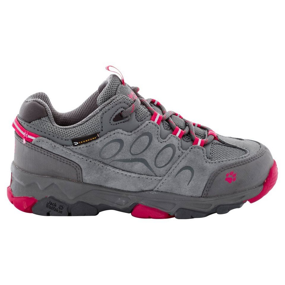 Jack Wolfskin Wanderschuh »MTN ATTACK 2 CL TEXAPORE LOW K« in azalea red
