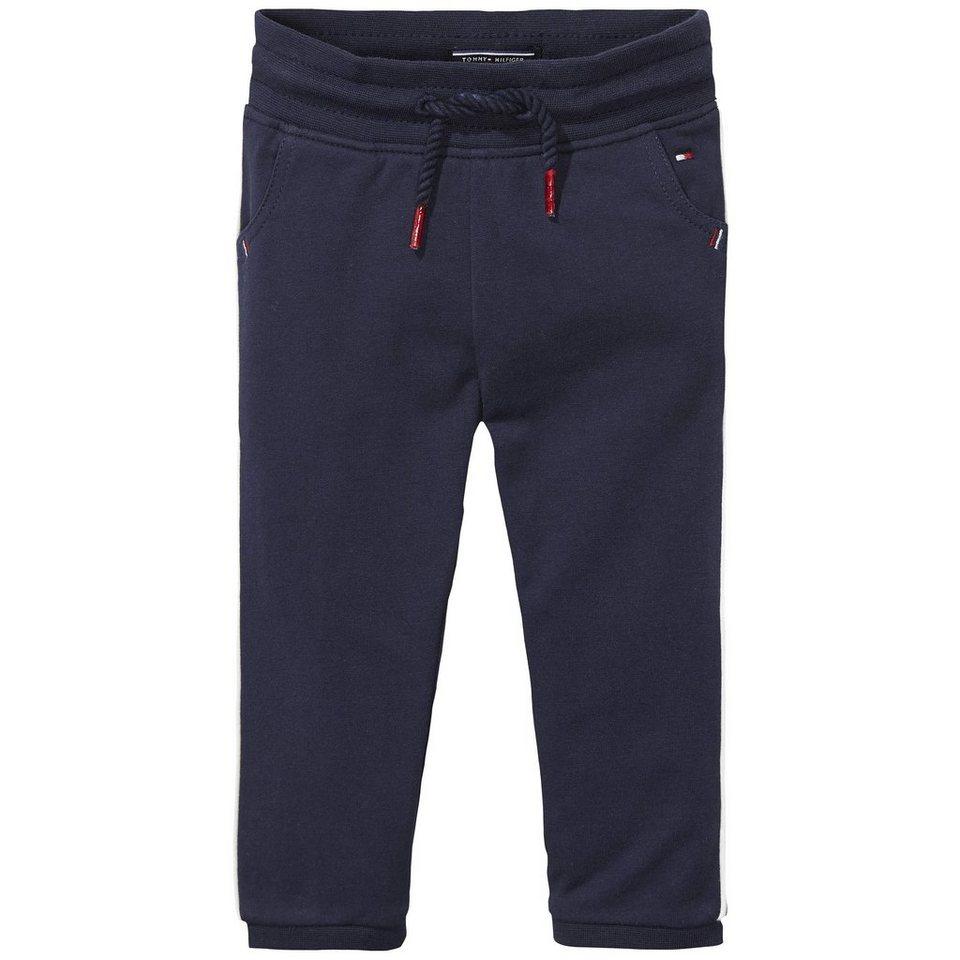 Tommy Hilfiger Pants »MELISSA MINI SWEATPANT« in Black Iris