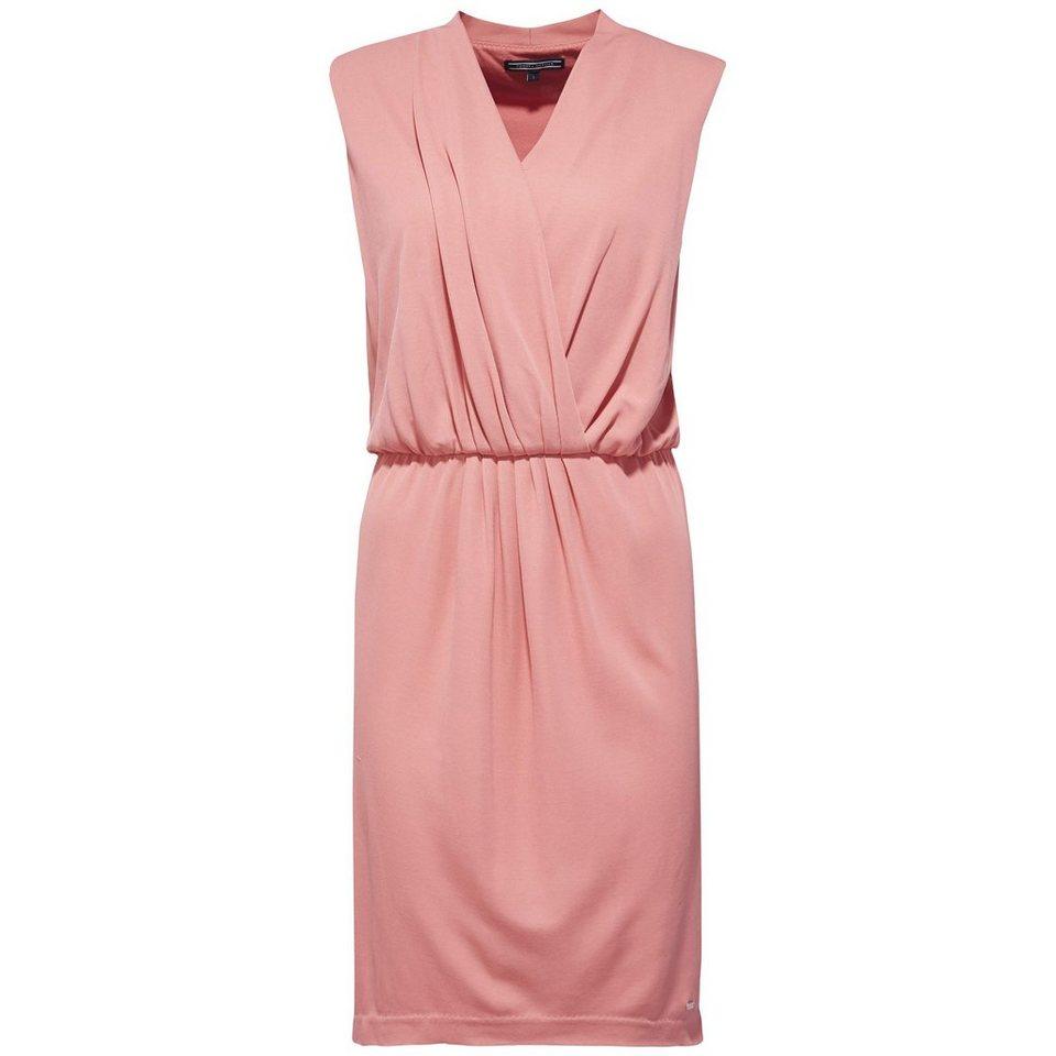 Tommy Hilfiger Kleider »NOLA WRAP DRESS NS« in DESERT ROSE