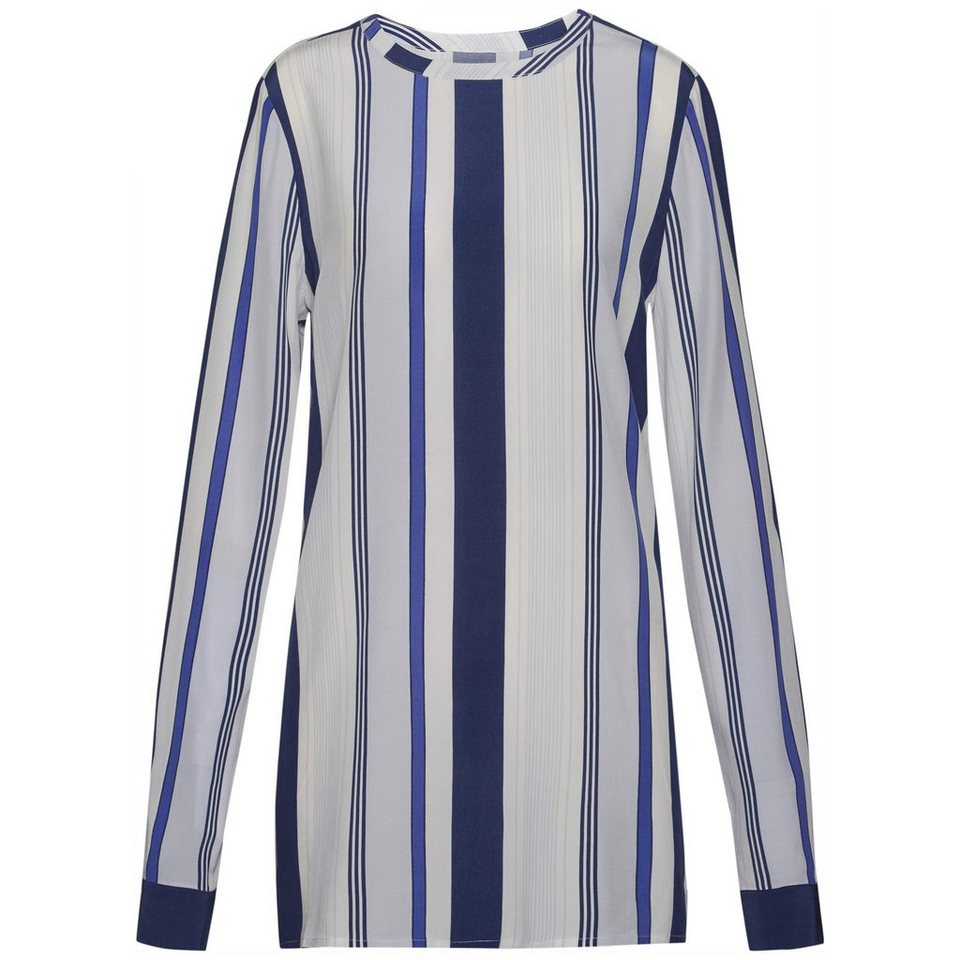 Tommy Hilfiger Blusen »NORMA TOP LS« in WHITE