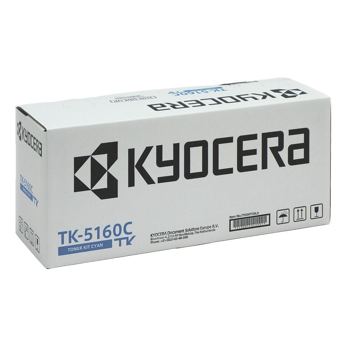 Kyocera Tonerpatrone »TK-5160C«