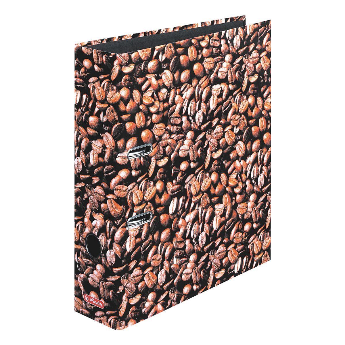 Herlitz Motivordner »Kaffee«
