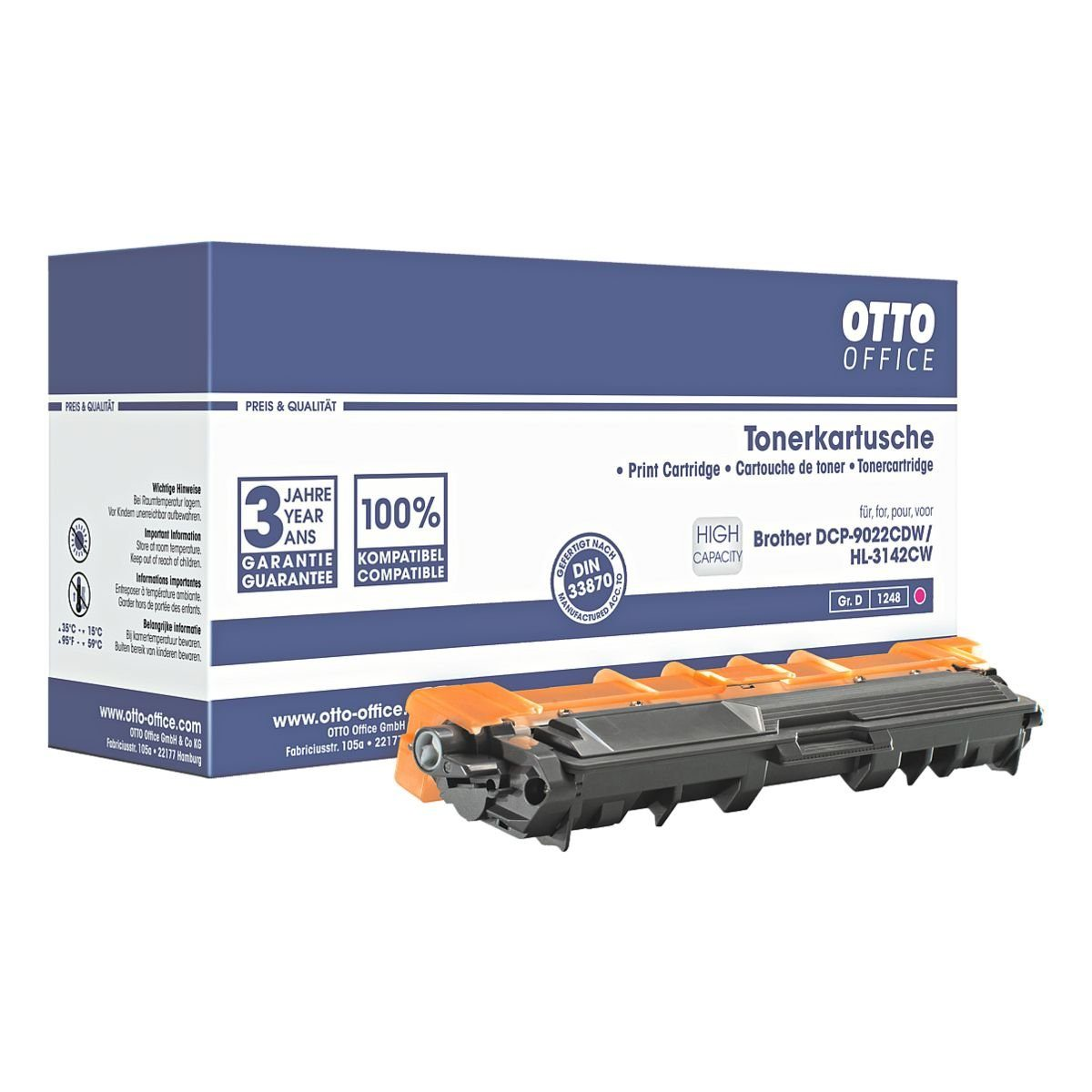 OTTO Office Standard Toner ersetzt Brother »TN-246M«