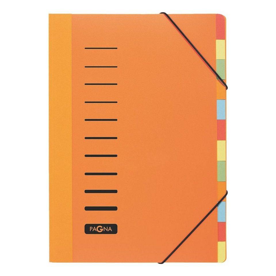 Pagna Desk Organizer »Trend« in orange