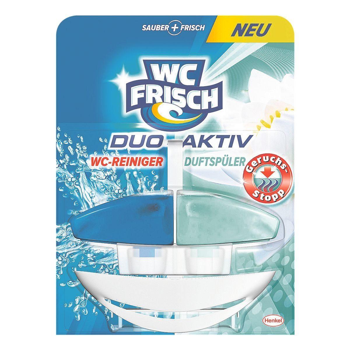 Henkel WC-Reiniger »WC Frisch Duo-Aktiv«