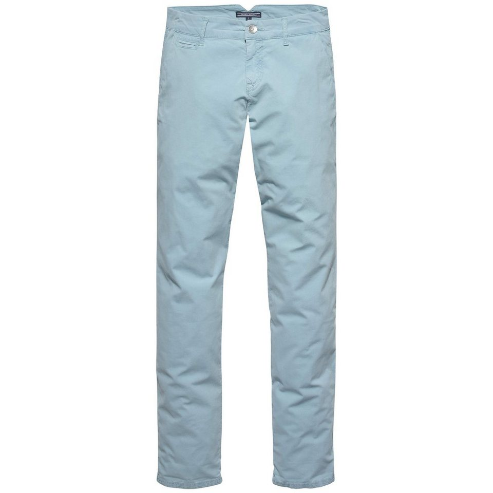 Tommy Hilfiger Hosen lang »JANET CHINO« in MARINE BLUE