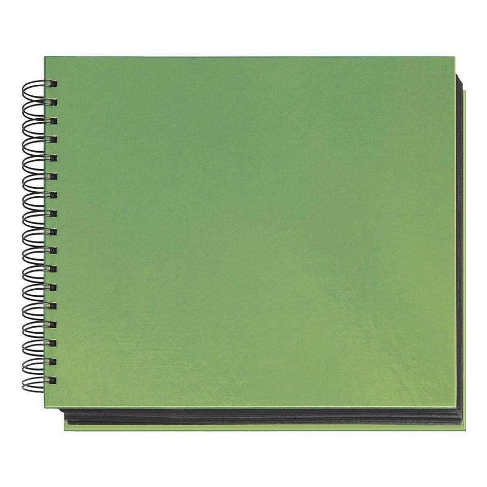 Veloflex Foto-Gästebuch »VELOCOLOR« in grün