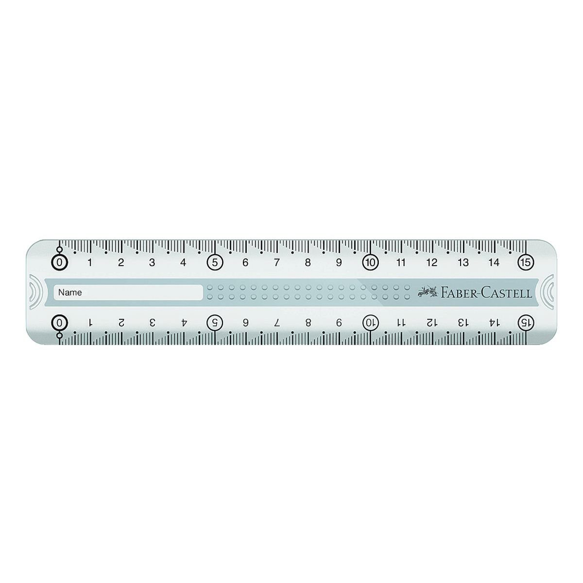 Faber-Castell Lineal 15 cm »Grip«