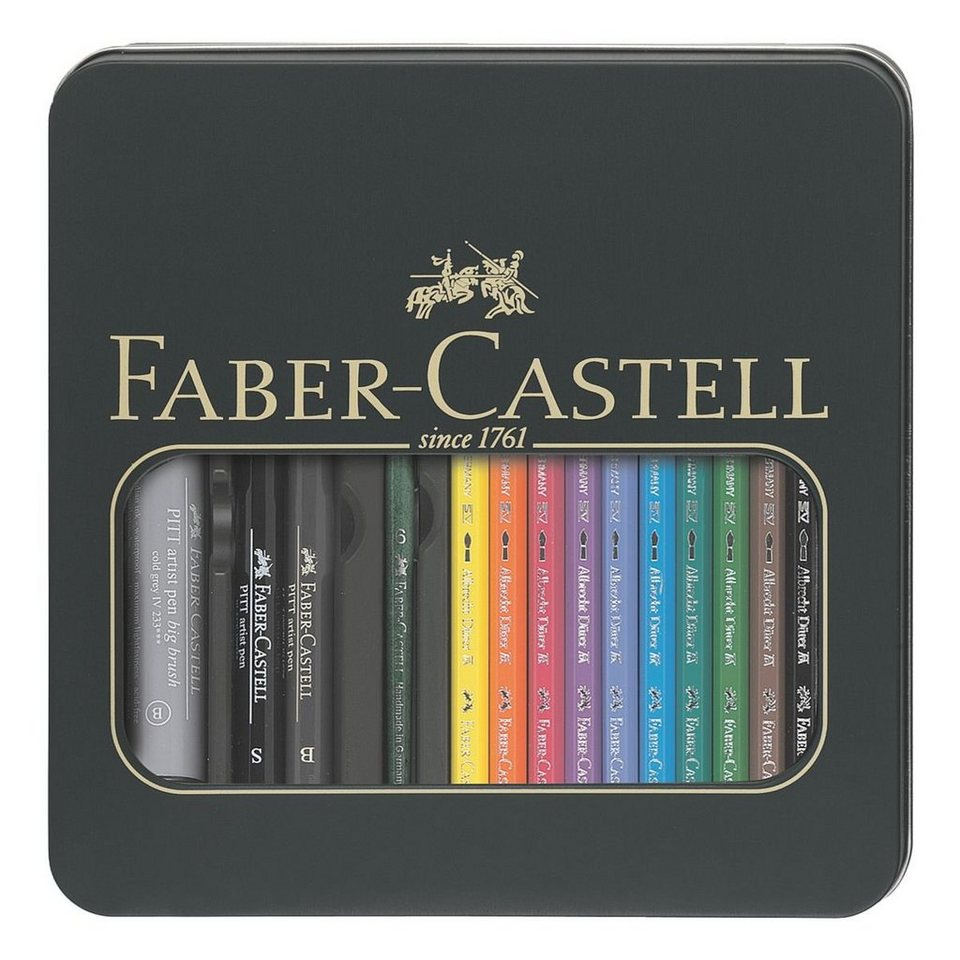 Faber Castell Aquarellfarbstifte »Albrecht Dürer & PITT arti...
