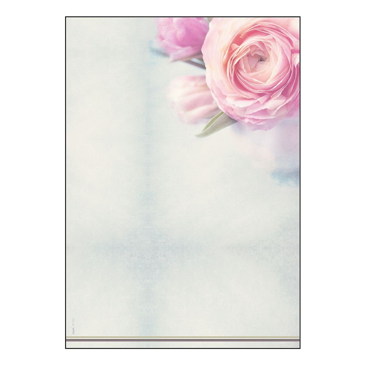 Sigel Design-Papiere »Rose Garden«