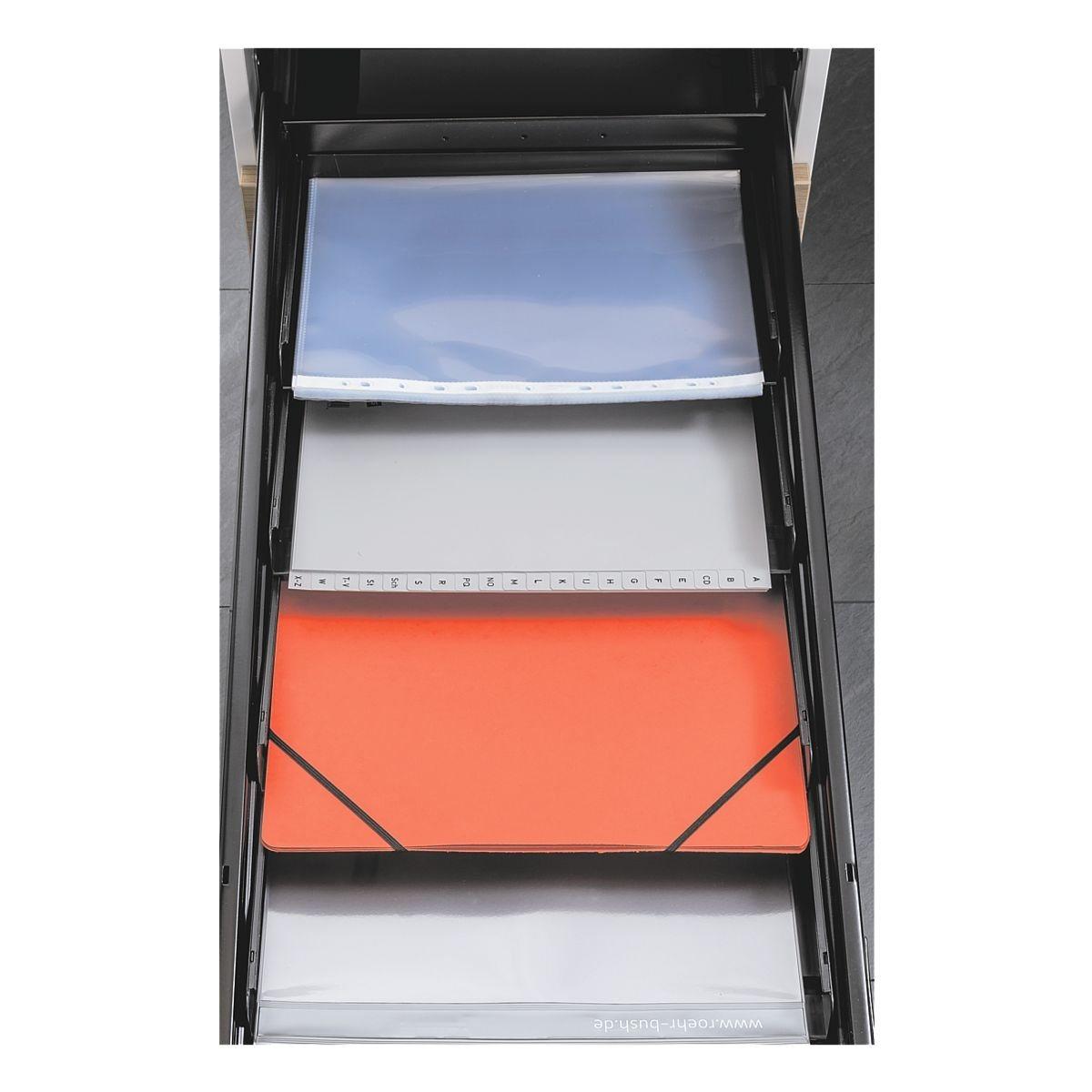 A4-Ablage für Container »Objekt Pur« | Büro > Büroschränke > Container | KEINE MARKE
